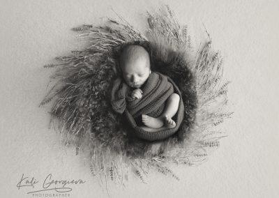 Фотосесия новородения Тео, 7дни