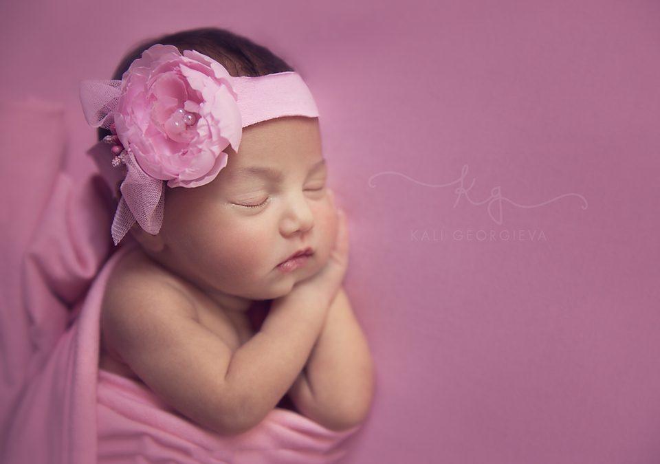 Бебешка фотосесия – полезни съвети