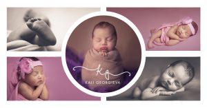 Фотосесия новородено бебе, фотосесия бебе домашна