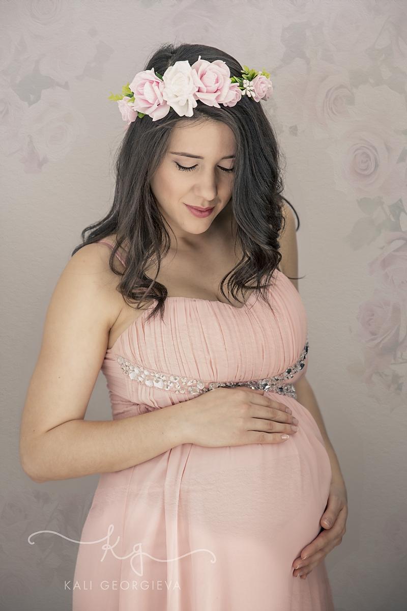 фотосесия за бременни