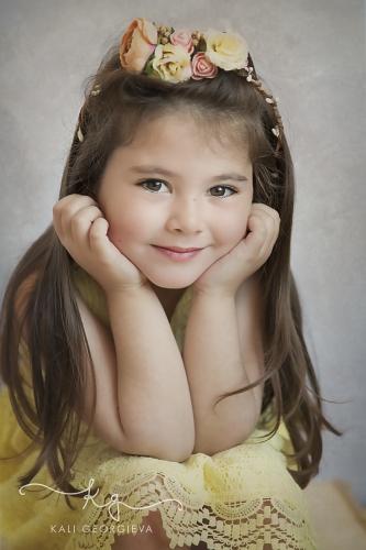 Детска фотосесия сестри момичета