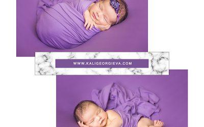 Бебешка фотосесия – защо си заслужава да инвестираме