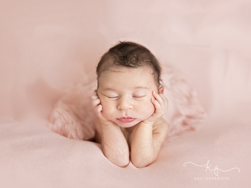baby photo shoot-newborn