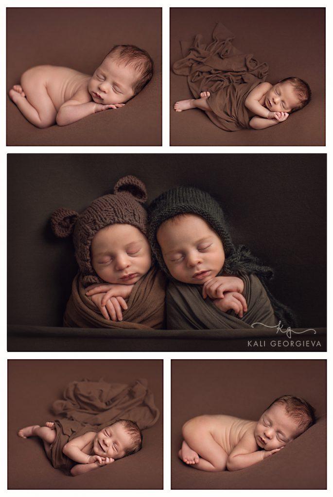 фотосесия-близнаци
